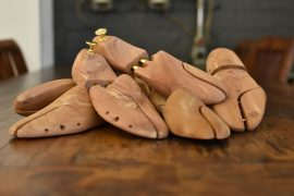 Sir Beecs cedarwood shoe trees
