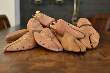 Sir Beecs cedarwood shoe trees