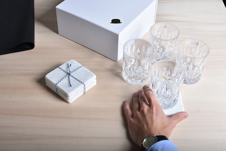 Nacthmann Noblesse whisky tumblers